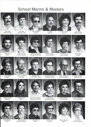 Page 9, 1985 Edition, Coalgate High School - Wildcat Yearbook (Coalgate, OK) online yearbook collection