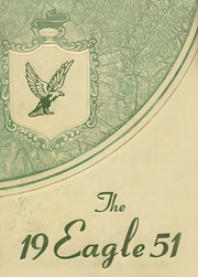 1951 Edition, Hennessey High School - Eagle Yearbook (Hennessey, OK)