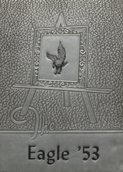 1953 Edition, Hennessey High School - Eagle Yearbook (Hennessey, OK)