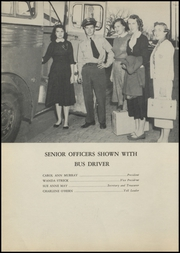Page 12, 1953 Edition, Hennessey High School - Eagle Yearbook (Hennessey, OK) online yearbook collection