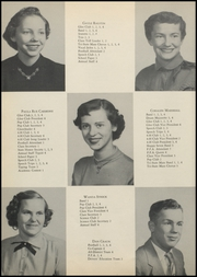 Page 16, 1953 Edition, Hennessey High School - Eagle Yearbook (Hennessey, OK) online yearbook collection