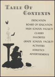 Page 7, 1953 Edition, Hennessey High School - Eagle Yearbook (Hennessey, OK) online yearbook collection