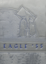 1955 Edition, Hennessey High School - Eagle Yearbook (Hennessey, OK)