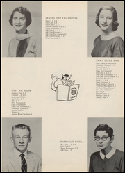 Page 11, 1958 Edition, Hennessey High School - Eagle Yearbook (Hennessey, OK) online yearbook collection