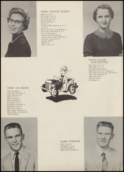 Page 12, 1958 Edition, Hennessey High School - Eagle Yearbook (Hennessey, OK) online yearbook collection