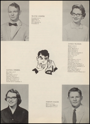 Page 13, 1958 Edition, Hennessey High School - Eagle Yearbook (Hennessey, OK) online yearbook collection