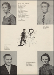 Page 14, 1958 Edition, Hennessey High School - Eagle Yearbook (Hennessey, OK) online yearbook collection