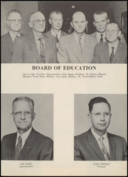 Page 7, 1958 Edition, Hennessey High School - Eagle Yearbook (Hennessey, OK) online yearbook collection