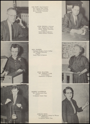 Page 8, 1958 Edition, Hennessey High School - Eagle Yearbook (Hennessey, OK) online yearbook collection