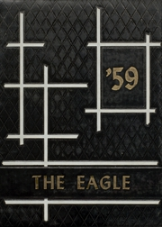 1959 Edition, Hennessey High School - Eagle Yearbook (Hennessey, OK)