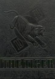 Page 1, 1953 Edition, Talihina High School - Tiger Yearbook (Talihina, OK) online yearbook collection