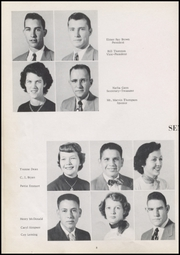 Page 12, 1953 Edition, Talihina High School - Tiger Yearbook (Talihina, OK) online yearbook collection