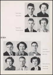 Page 13, 1953 Edition, Talihina High School - Tiger Yearbook (Talihina, OK) online yearbook collection