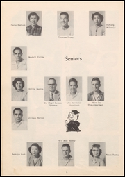 Page 10, 1954 Edition, Talihina High School - Tiger Yearbook (Talihina, OK) online yearbook collection
