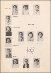 Page 14, 1954 Edition, Talihina High School - Tiger Yearbook (Talihina, OK) online yearbook collection