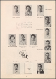 Page 15, 1954 Edition, Talihina High School - Tiger Yearbook (Talihina, OK) online yearbook collection