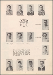 Page 17, 1954 Edition, Talihina High School - Tiger Yearbook (Talihina, OK) online yearbook collection