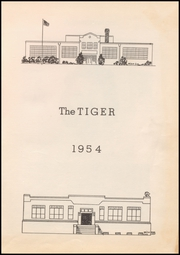 Page 5, 1954 Edition, Talihina High School - Tiger Yearbook (Talihina, OK) online yearbook collection