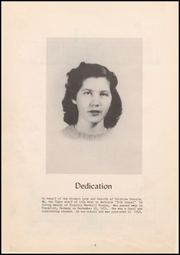 Page 6, 1954 Edition, Talihina High School - Tiger Yearbook (Talihina, OK) online yearbook collection