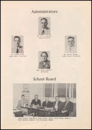 Page 7, 1954 Edition, Talihina High School - Tiger Yearbook (Talihina, OK) online yearbook collection