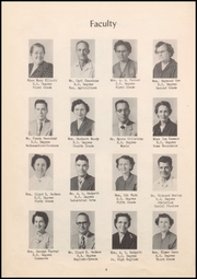 Page 8, 1954 Edition, Talihina High School - Tiger Yearbook (Talihina, OK) online yearbook collection