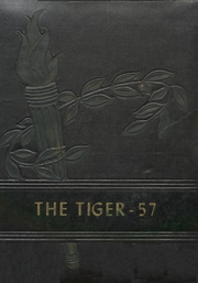 Page 1, 1957 Edition, Talihina High School - Tiger Yearbook (Talihina, OK) online yearbook collection