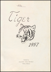 Page 7, 1957 Edition, Talihina High School - Tiger Yearbook (Talihina, OK) online yearbook collection