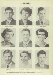 Page 11, 1952 Edition, Velma Alma High School - Hurricane Yearbook (Velma, OK) online yearbook collection
