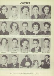 Page 15, 1952 Edition, Velma Alma High School - Hurricane Yearbook (Velma, OK) online yearbook collection