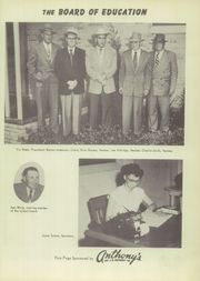 Page 7, 1952 Edition, Velma Alma High School - Hurricane Yearbook (Velma, OK) online yearbook collection
