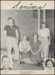 Page 17, 1953 Edition, Velma Alma High School - Hurricane Yearbook (Velma, OK) online yearbook collection