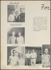 Page 6, 1953 Edition, Velma Alma High School - Hurricane Yearbook (Velma, OK) online yearbook collection