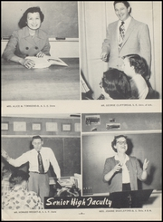 Page 13, 1954 Edition, Velma Alma High School - Hurricane Yearbook (Velma, OK) online yearbook collection