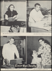 Page 14, 1954 Edition, Velma Alma High School - Hurricane Yearbook (Velma, OK) online yearbook collection
