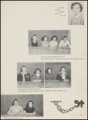 Page 7, 1954 Edition, Velma Alma High School - Hurricane Yearbook (Velma, OK) online yearbook collection