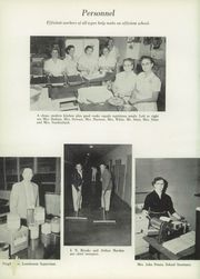 Page 12, 1956 Edition, Velma Alma High School - Hurricane Yearbook (Velma, OK) online yearbook collection
