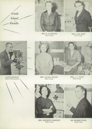 Page 14, 1956 Edition, Velma Alma High School - Hurricane Yearbook (Velma, OK) online yearbook collection