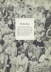 Page 7, 1956 Edition, Velma Alma High School - Hurricane Yearbook (Velma, OK) online yearbook collection