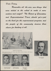 Page 11, 1957 Edition, Velma Alma High School - Hurricane Yearbook (Velma, OK) online yearbook collection