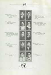 Page 17, 1938 Edition, Konawa High School - Tiger Yearbook online yearbook collection