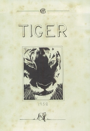 Page 5, 1938 Edition, Konawa High School - Tiger Yearbook online yearbook collection
