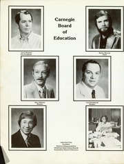 Page 12, 1985 Edition, Carnegie High School - Wigle Yearbook (Carnegie, OK) online yearbook collection