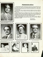 Page 13, 1985 Edition, Carnegie High School - Wigle Yearbook (Carnegie, OK) online yearbook collection