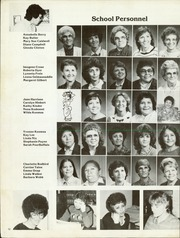 Page 16, 1985 Edition, Carnegie High School - Wigle Yearbook (Carnegie, OK) online yearbook collection