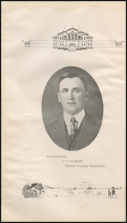 Page 10, 1916 Edition, Waurika High School - Eagle Yearbook (Waurika, OK) online yearbook collection