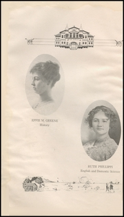 Page 12, 1916 Edition, Waurika High School - Eagle Yearbook (Waurika, OK) online yearbook collection