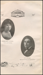 Page 13, 1916 Edition, Waurika High School - Eagle Yearbook (Waurika, OK) online yearbook collection