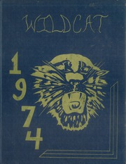 1974 Edition, Chouteau High School - Wildcat Yearbook (Chouteau, OK)