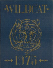 1975 Edition, Chouteau High School - Wildcat Yearbook (Chouteau, OK)