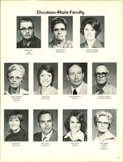Page 11, 1975 Edition, Chouteau High School - Wildcat Yearbook (Chouteau, OK) online yearbook collection